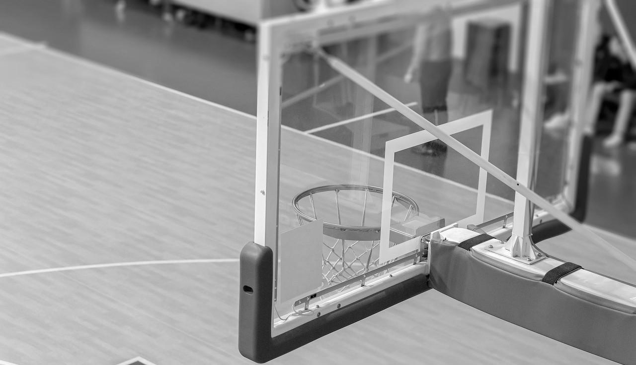 Basketballgewinnspiel sw